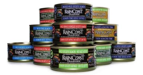 raincoast trading seafood distributor