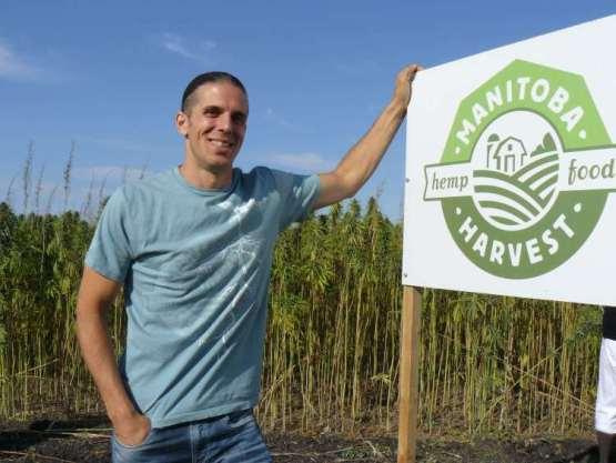 Mike Fata, owner of Manitoba Harvest
