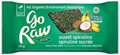 GoRawSweetSpirulinaBar