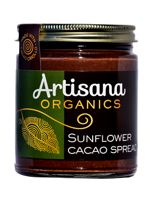 Artisana Sunflower-Cacao-Spread