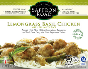 Lemongrass Chicken Canada
